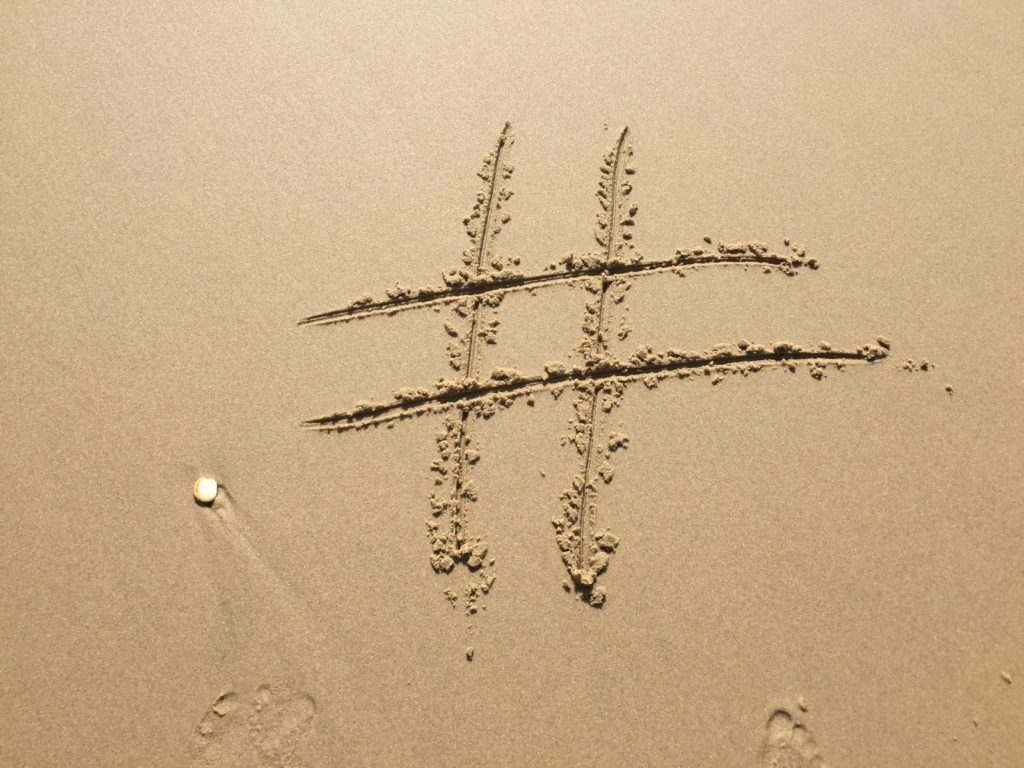 Our Guide to Using Hashtags