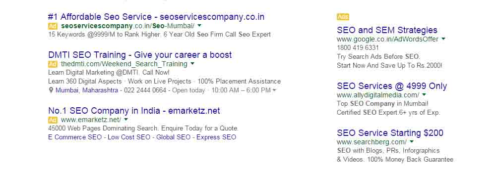 ppc advertising services in mumbai